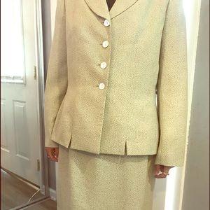 {{Le suit}} women sz 10 suit coat and dress set